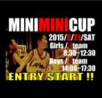 ミニミニカップ 2015年HP