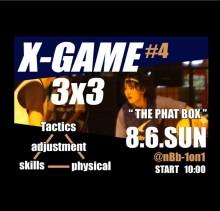 X-GAME.#4POP