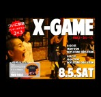X-GAME.アンダー.POP